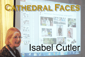 Cathedral Faces – Isabel Cutler