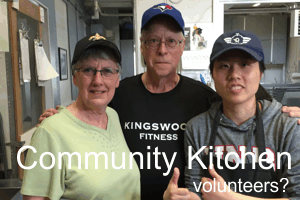 Co-ordinator needed for community kitchen