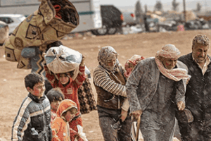 Response to Refugee Crisis – 22 November 2015 Cathedral Presentation