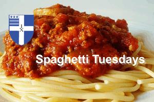 Spaghetti Tuesdays