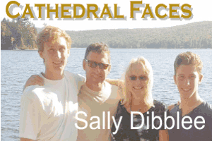 Cathedral Faces – Sally Dibblee