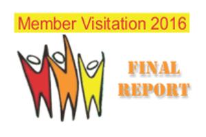 Member Visitation 2016 – Report
