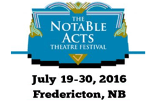 NotaBle Acts Theatre Festival 2016