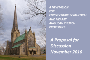 New vision for Cathedral and Anglican properties proposal