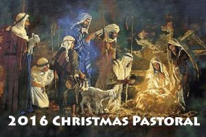 2016 Christmas Pastoral
