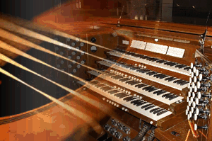 Anglican Cathedral Musician Opportunity