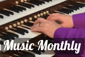 Music Monthly – April 2018
