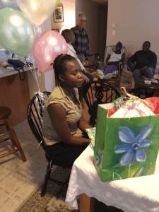 Catherine's Birthday Party