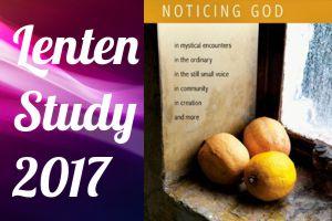 2017 Lenten Study