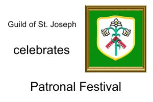 St. Joseph Guilds celebrate