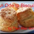 """Cathedral Saturday Breakfasts – """"An Ode to Biscuits"""""""