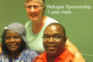 Time to count your blessings – Refugee sponsorship one year old