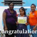 Congratulations to St. Hilda's and Jocelyn Herrara