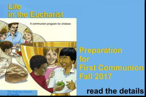 """Life in the Eucharist"" Fall 2017"