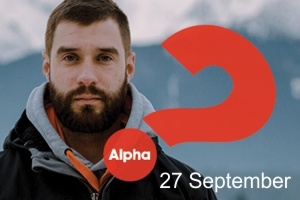 ALPHA begins 27 September 2017