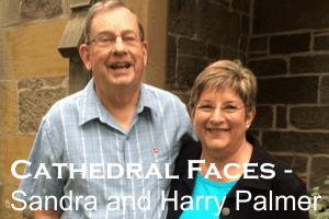 Cathedral Faces – Sandra and Harry Palmer