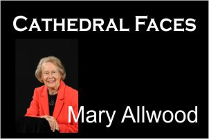 Cathedral Faces – Mary Allwood
