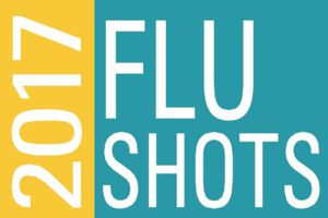 2017 flu shots – its that time again!