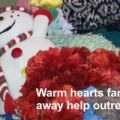 Warm hearts far away help outreach program