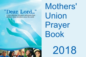 A new Mothers' Union book of prayers!