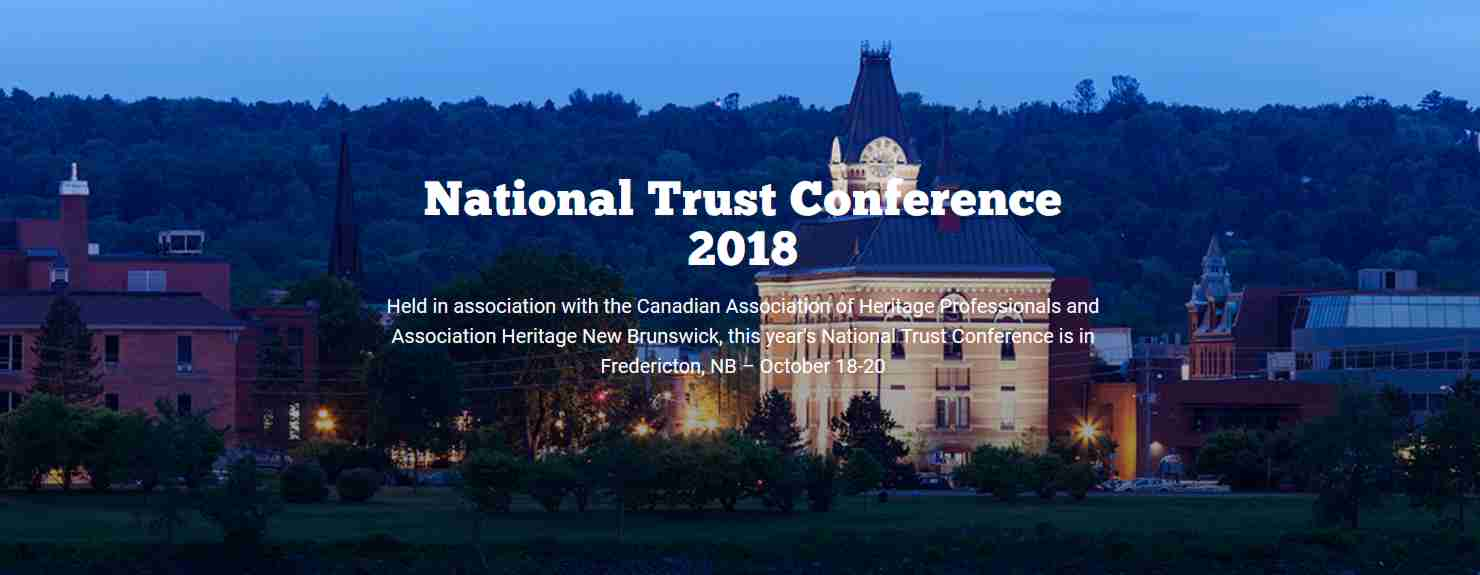 2018 National Trust Conference