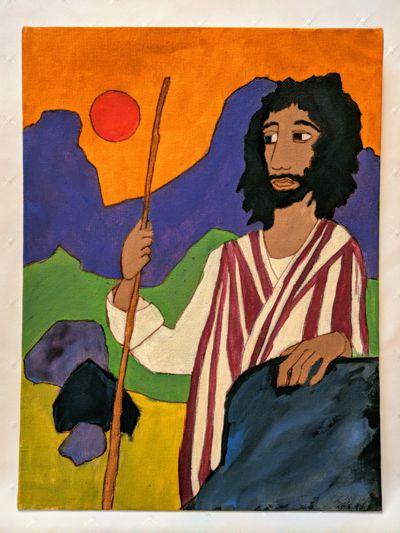 Jesus desert discovery