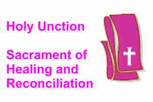 The Sacrament of Holy Unction