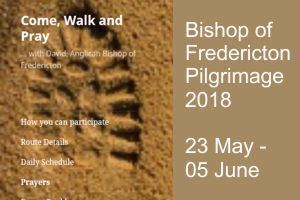 Walk with our Bishop 2018 – Archdeaconry of Woodstock