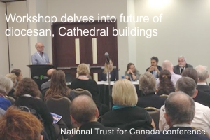 Workshop delves into future of diocesan, Cathedral buildings