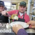 Volunteers needed for soup kitchen in 2019