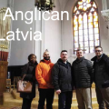 An Anglican in Latvia