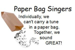 Paper Bag Singers