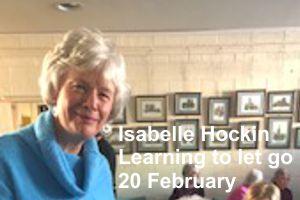 Isabelle Hockin speaks to ACW