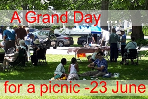 A Grand Day for a Picnic
