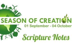 Season of Creation 2019 Scripture Notes