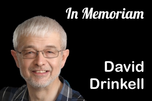 In Memoriam – David Drinkell