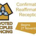 2019 Confirmation, Reaffirmation, Reception