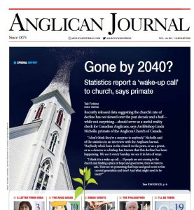 The Anglican Journal - January 2020