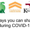 Ways you can share during COVID-19