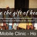 Give the Gift of Health – Ho Mobile Clinic