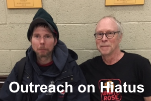 Outreach on Hiatus
