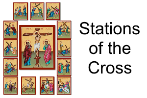 Stations of the Cross – Video and Photos