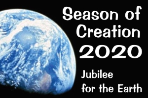 Season of Creation 2020 – Jubilee for the Earth
