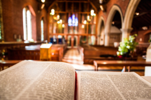 Tips about reading scripture in worship