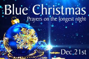 Blue Christmas 2020