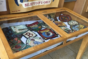 Handcrafted gifts from the 'Cathedral Matters'