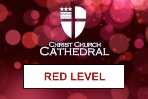 Pandemic Red Level at the Cathedral