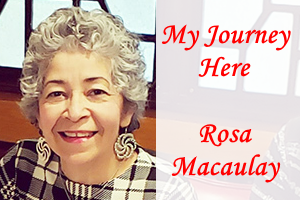Rosa Macaulay – My Journey Here