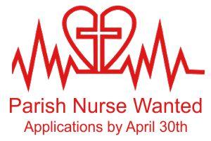 Parish Nurse Wanted
