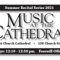 2021 Summer Recital Series